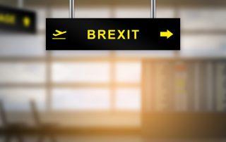 Brexit plane