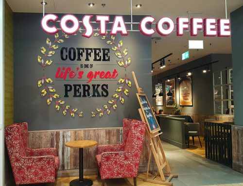 Teacher Stern advises AM Coffee Holdings Limited on its purchase of 14 Costa Coffee Franchises