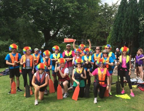 Kingston Dragon Boat Race 2017!
