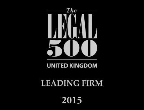 Teacher Stern Ranked in 2015 Edition of Legal 500